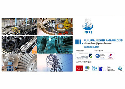 III. International Nuclear Power Planst Summit, 8-9 March 2016