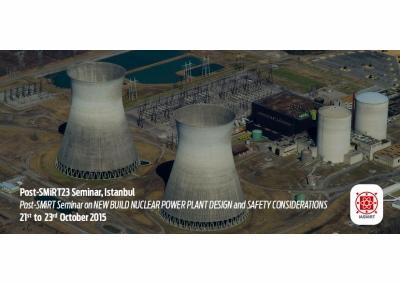 Post-SMiRT23 Seminar 21-23 October 2015